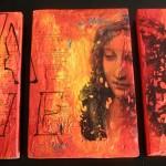 Orange Madonna